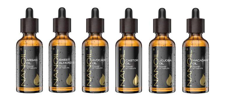 nanoil natural beauty oils